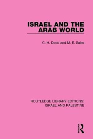 Bog, paperback Israel and the Arab World af C.H. Dodd