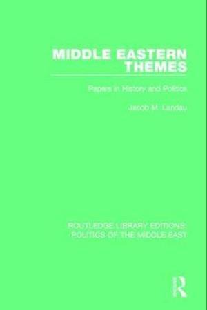 Middle Eastern Themes af Jacob M. Landau