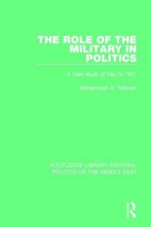 Bog, paperback The Role of the Military in Politics af Mohammad A. Tarbush