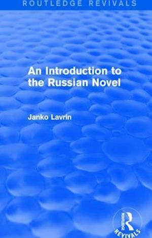 Bog, paperback An Introduction to the Russian Novel af Janko Lavrin