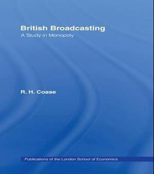 British Broadcasting af R. H. Coase