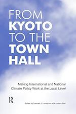 From Kyoto to the Town Hall