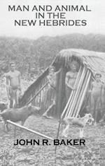 Man & Animals in New Hebrides