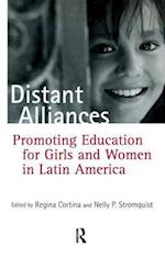 Distant Alliances (Reference Books in International Education Garland Publishing, nr. 51)