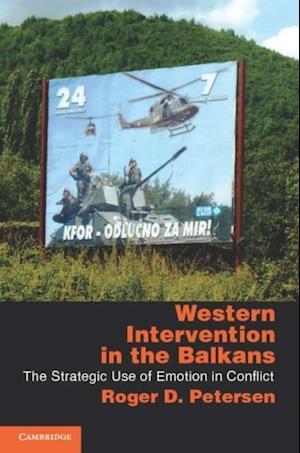 Western Intervention in the Balkans af Petersen