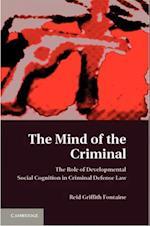 Mind of the Criminal af Fontaine