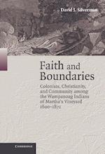 Faith and Boundaries af David J. Silverman