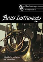 Cambridge Companion to Brass Instruments af Herbert
