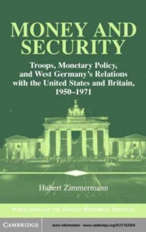 Money and Security af Hubert Zimmermann