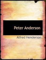 Peter Anderson af Alfred Henderson