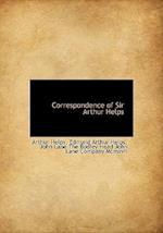 Correspondence of Sir Arthur Helps af Edmund Arthur Helps, Arthur Helps