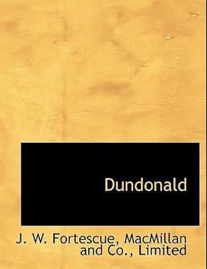 Dundonald af J. W. Fortescue