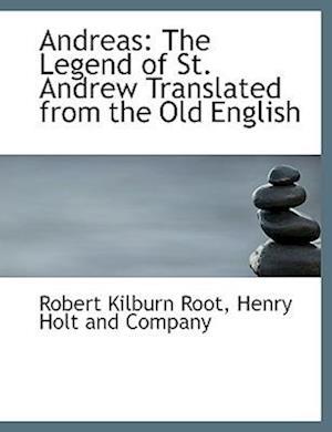 Andreas af Robert Kilburn Root