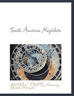 South American Neighbors af Homer C. Stuntz