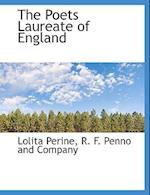 The Poets Laureate of England af Lolita Perine