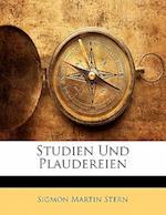 Studien Und Plaudereien af Sigmon Martin Stern
