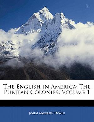 The English in America af John Andrew Doyle