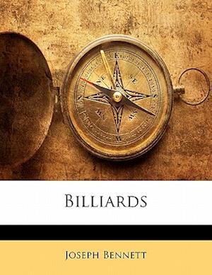 Billiards af Joseph Bennett
