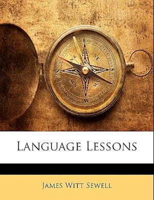 Language Lessons af James Witt Sewell