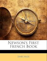 Newson's First French Book af Sines Alge