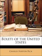 Boleti of the United States af Charles Horton Peck