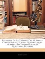 Elements de La Theorie Des Nombres af Eugne Cahen, Eugene Cahen