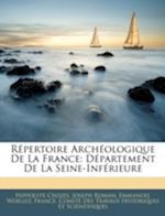 Repertoire Archeologique de La France af Joseph Hippolyte Roman, Hippolyte Crozes