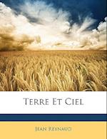 Terre Et Ciel af Jean Reynaud
