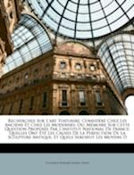 Recherches Sur L'Art Statuaire af Toussaint-Bernard Meric-David, Toussaint-Bernard Emeric-David