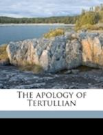 The Apology of Tertullian af William Reeve, Tertullian, Jeremy Collier