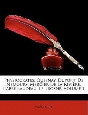 Physiocrates af Eugene Daire