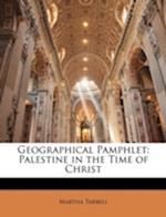 Geographical Pamphlet af Martha Tarbell