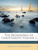 The Beginnings of Christianity, Volume 2 af Gustav Adolph Bienemann