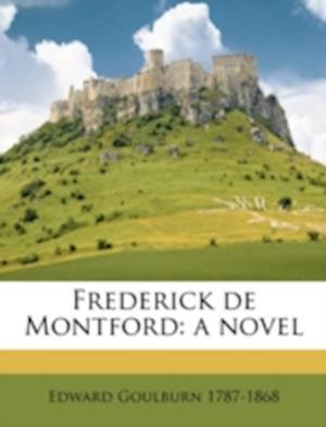 Frederick de Montford af Edward Goulburn