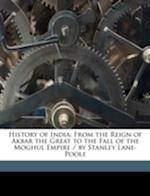 History of India af Romesh Chunder Dutt, Stanley Lane-Poole, A. V. Williams Jackson