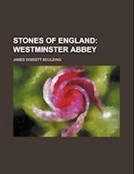 Stones of England; Westminster Abbey af Wimsett Boulding, James Wimsett Boulding