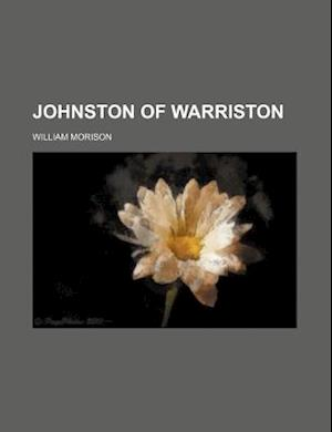 Johnston of Warriston af William Morison