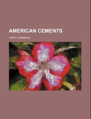American Cements af Uriah Cummings