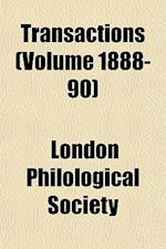Transactions Volume 7, No. 1 af London Philological Society, Society of Automobile Engineers