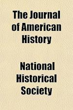 The Journal of American History af National Historical Society