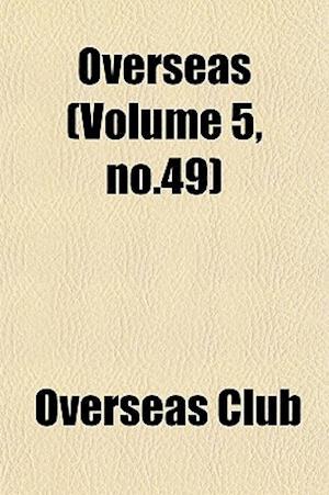 Overseas (Volume 5, No.49) af Overseas Club