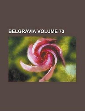 Belgravia Volume 73 af Anonymous, Francis Jones Lamb