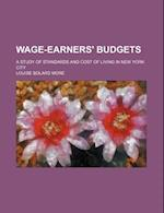 Wage-Earners' Budgets; A Study of Standards and Cost of Living in New York City af Louise Bolard More