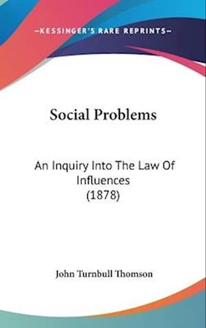 Social Problems af John Turnbull Thomson