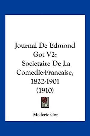 Journal de Edmond Got V2 af Mederic Got