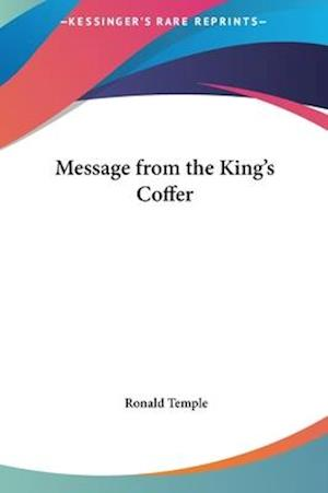 Message from the King's Coffer af Ronald Temple