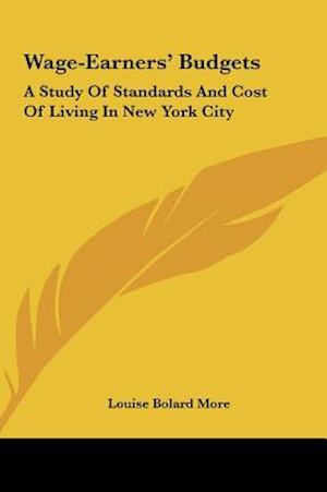 Wage-Earners' Budgets af Louise Bolard More