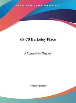68-70 Berkeley Place af Whitney Darrow