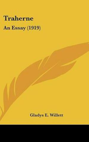 Traherne af Gladys E. Willett