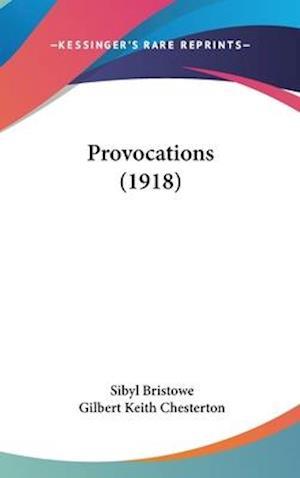 Provocations (1918) af Sibyl Bristowe